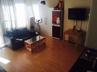 Twin Room Share for 1 Person Avail in Bright Flat Share