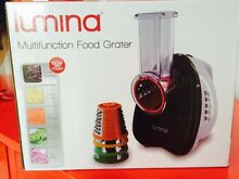 Lumina multifunctional food grater brand new in box Wandana Heights Geelong City Preview