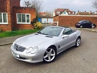 Mercedes Benz 3.7 SL350 2006 ONLY 45K MILEAGE FULL MERCEDES BENZ SERVICE HISTORY