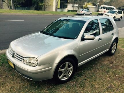 Volkswagen Golf SE 2.0 2002 Hatch Manual Low 148000 Klms Sunroof Dural Hornsby Area Preview