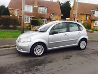 2003 Purple Citroen C3 1.4 HDI LX, Manual, Diesel, 1 Year MOT, FSH, 165k miles, 1 Owner, Fault