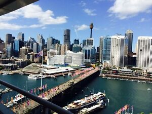 Friendly and clean flat ready to move in ( no bond) Pyrmont Inner Sydney Preview