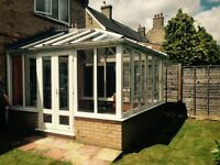 Beautiful conservatory with expensive blinds & already dismantled -RRP.£30,0000