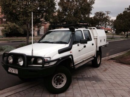 2005 hilux cheap cheap Greenacre Bankstown Area Preview