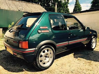Peugeot 205 Gti 1.6, 1.9, Mi16 & GTi 6 Restoration & Engine Conversions
