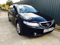 HONDA ACCORD 2.2 CTDI EXECUTIVE TOURER DIESEL LEATHER 12 MONTHS MOT