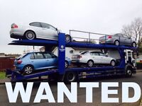 Left hand drive vehicles wanted