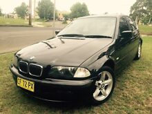2001 BMW 325i E46 Automatic Baulkham Hills The Hills District Preview