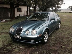 2000 S Type JAGUAR. SELL OR SWAP Ebenezer Hawkesbury Area Preview