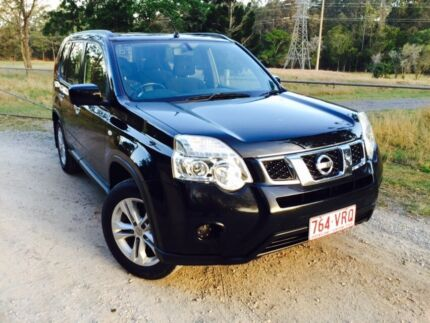 2010 Nissan X-trail T31 4X4 SUV Ferny Grove Brisbane North West Preview