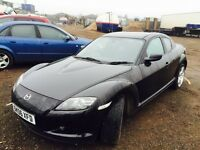 Mazda RX-8 Diesel 2006 year - Spare Parts