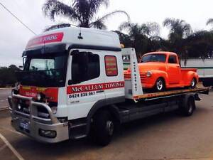 Mccallum towing ( cheap rates are us )tow truck tilt tray 24/7 Wangara Wanneroo Area Preview