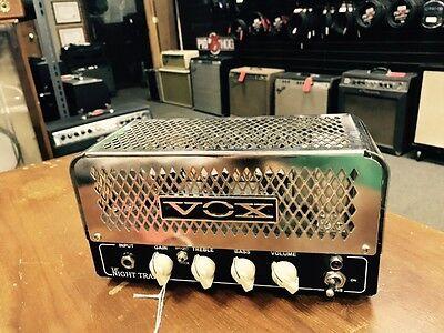 Vox Lil Night Train Guitar Amplifier Head Vintage Tones