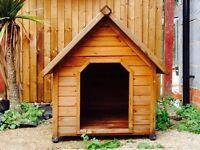 Medium Size Dog House