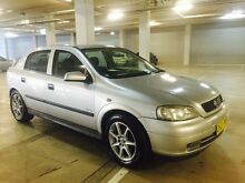 2003 Holden Astra Equipe TS Automatic Baulkham Hills The Hills District Preview