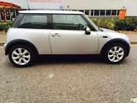 Mini Cooper 2005 1.6 Automatic 3 door hatchback Silver