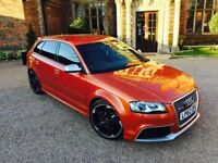 2012 Audi A3 Rs3 Quattro - 440bhp - Limited Colour