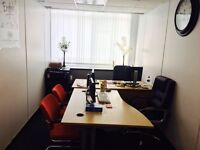 PROFESSIONAL READY OFFICE SHARE IN FOREST GATE / £200PM