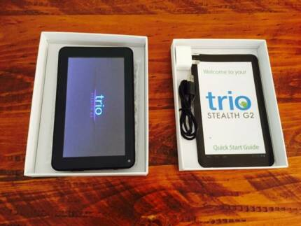 "Trio Stealth G2 7"" Tablet (Android) - Brand New Beechboro Swan Area Preview"
