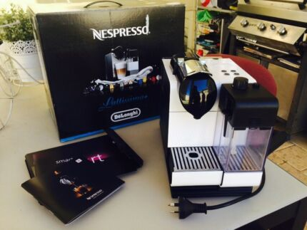 Nespresso Lattissima Plus white Landsdale Wanneroo Area Preview