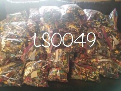 2 POUNDS OF LEGOS Bulk lot Bricks parts pieces 100% Lego Star Wars City EUC MF - Parts Pieces Legos