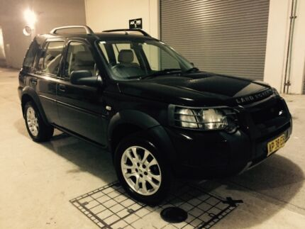 Land Rover Freelander TD4 2006 Turbo Diesel Auto Low 166000 Klms Dural Hornsby Area Preview