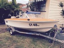 Haines hunter runabout ( need gone today) Kedron Brisbane North East Preview