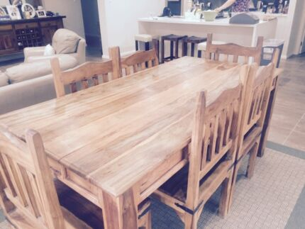 Dining Table With 6 Chairs Middleton Grange Liverpool Area Preview