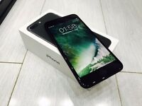 iPhone 7 Plus, Black 32GB, IMMACULATE CONDITION. Unlocked to all networks