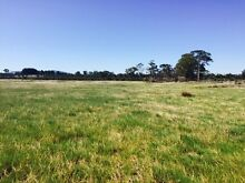 Elphinstone 9 acre block of land with planning permit 1hr/melb cbd Elphinstone Mount Alexander Area Preview