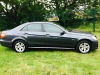 Mercedes E220 2.2 diesel 2009 fsh warranty finance available leather
