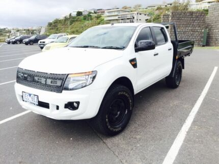 2015 Ford ranger XLS 3.2LTR 4x4 Frankston Frankston Area Preview