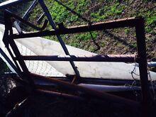 Farm gates cow Singleton Singleton Area Preview