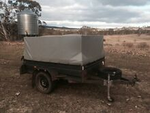 Box trailer with Guyra Guyra Area Preview