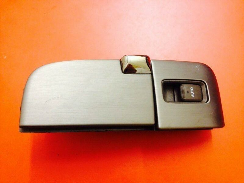 LEXUS LS430 2002 NSR PASSENGER SIDE REAR WINDOW SWITCH