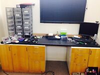Purpose Built Work Bench/Station Very Sturdy and Solid