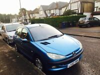 Peugeot 206 - AUTOMATIC LOW MILAGE