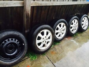 Holden Astra wheels 15inc $250 Campbellfield Hume Area Preview
