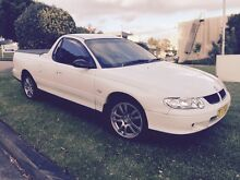 Holden Commodore VU Ute 2002 Auto Dural Hornsby Area Preview