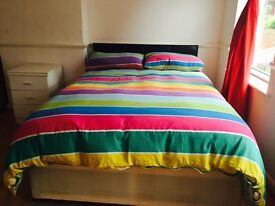 Large Double and Small Single Room Available