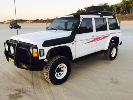 Nissan Patrol 4.2 diesel 7 seater Broome 6725 Broome City Preview