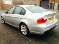 BMW 3 SERIES 2.0 318d ES 4dr M Sport Specs+Leather Pack Hpi Clear px/welcome