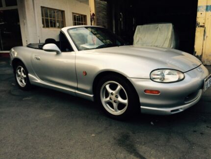 1998 Mazda MX5 immaculate ! Gen 2 Great Value Bassendean Bassendean Area Preview