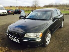 VOLVO S60 2.0t 2005 YEAR AUTOMATIC