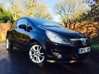 *FINANCE SPECIALIST* This VAUXHALL CORSA only £53pm! GOOD OR BAD CREDIT CAN APPLY! CALL US TODAY!
