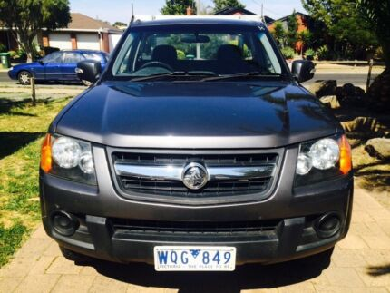 2008 Holden Colorado LX RC Hoppers Crossing Wyndham Area Preview