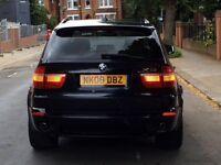BMW X5 M SPORT SUV 3.0 Diesel Automatic 7-Seats *Top Spec* Pan-Roof, Reverse Camera, Sat -Nav, DVD