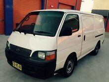 2003 Toyota Hiace, low K, well maintained Denistone East Ryde Area Preview