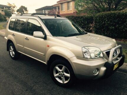 Nissan X-Trail Ti T30 2003 4x4 Luxury Auto Leather Sunroof Dural Hornsby Area Preview