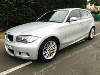 2008 BMW 1 SERIES 2.0 118i M Sport Hatchback 5dr Petrol Manual Swap P.x Welcome